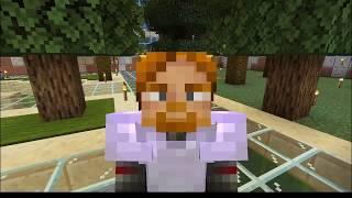"Minecraft TebbyVanilla SMP ""A quick tour"""