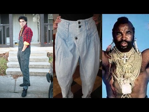 Top 7 Men's Fashion of the 80s. Coolest 80s Style Clothing Men. Fashion and Style from the 1980s