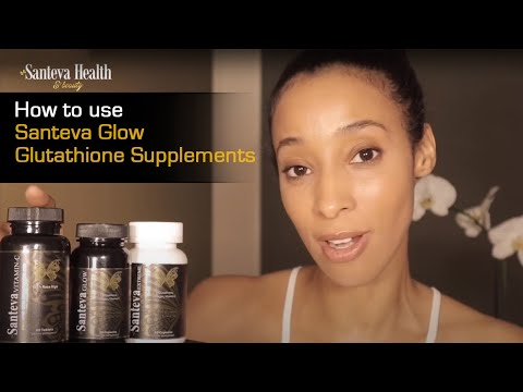 how-to-use-santeva-glow-glutathione-supplements