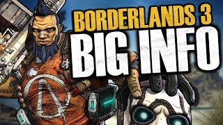 Borderlands 3 BIG INFO! BL3 On The PS5 / Xbox Two, Nerdvana Podcast Break, & More!