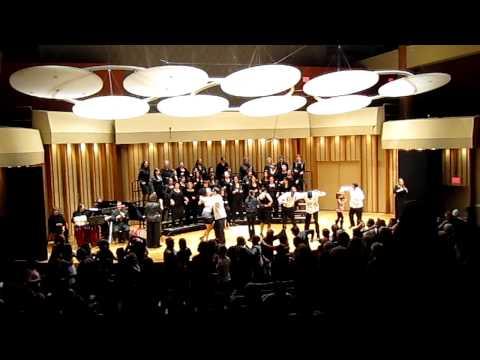 """Merengue!"" wtih Vox Femina Los Angeles choral ensemble & CONTRA-TIEMPO dance"