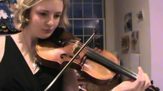 The Hobbit Medley - Violin - Dreaming of Bag End, Misty Mountains, etc.