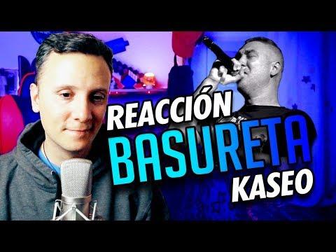 BASURETA - DIRECTO KASEO   REACCIÓN SMDANI