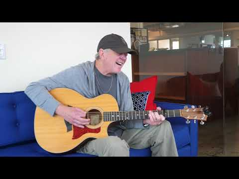 Blue Lounge Session: 'Crazy Love' - Rusty Young (of Poco)