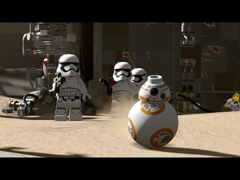 LEGO Star Wars: The Force Awakens - Official Announce Trailer