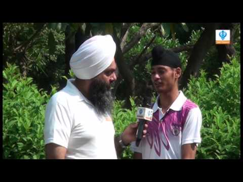 170515 Sikh Channel Special Reports: Interview with Beant Singh (Gold Medallist)