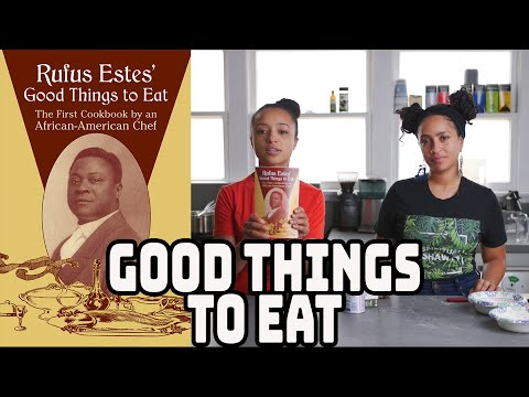 Good Things to Eat – Ginger Cookies