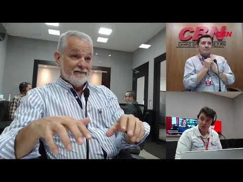 Entrevista CBN Campo Grande: Tércio Albuquerque