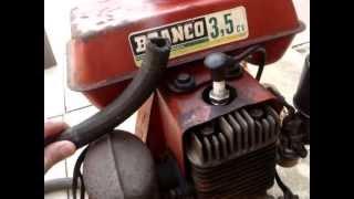 Motor estacionario 2 Tempos 3,5 HP