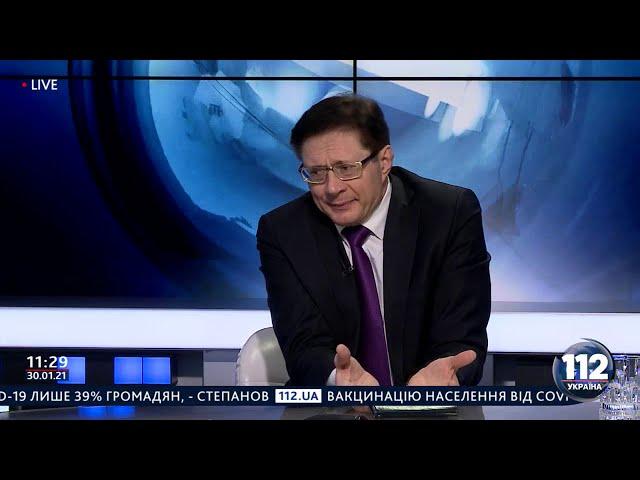 Тарифный кризис Давление на свободу слова  Анатолий Пешко на 112, 30 01 2021