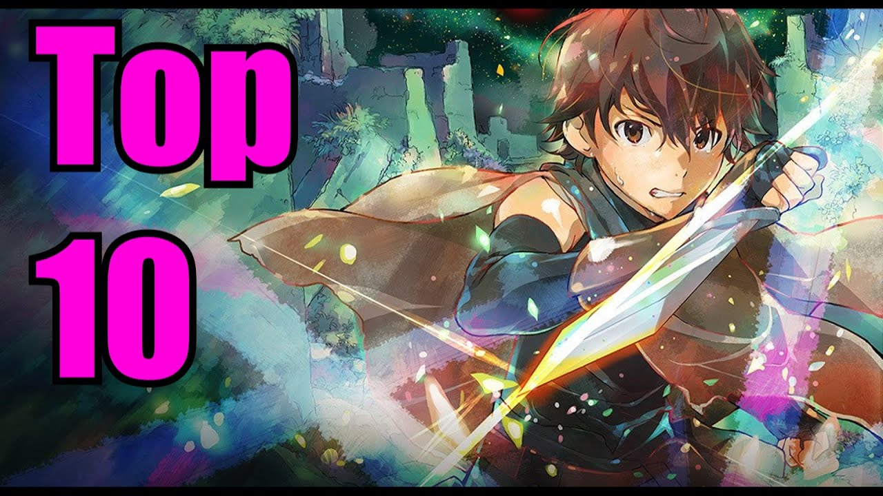 Top 10 Action Adventure Romance Anime