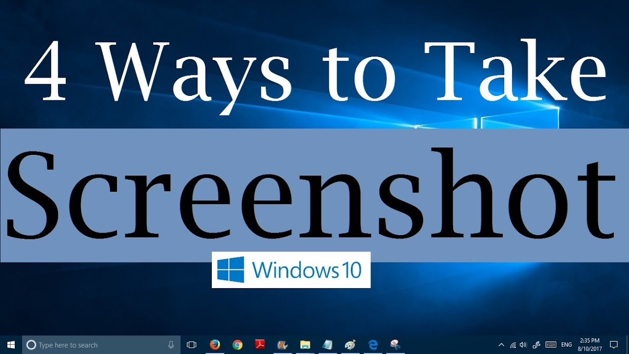 4 ways to take screenshots in windows 10 2 with prntscr 2 without 4 ways to take screenshots in windows 10 2 with prntscr 2 without prntscr ccuart Gallery
