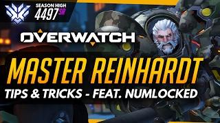 overwatch   master reinhardt tips and tricks ft nrg numlocked