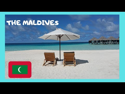 THE MALDIVES, EXPLORING the spectacular RESORT ISLAND of VILLINGILI (Indian Ocean)