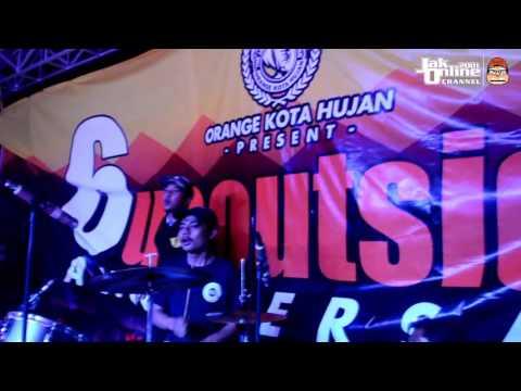 JOVLOG 26 #6ueOutsider Orange Kota Hujan