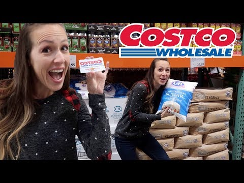 SHOPPING AT COSTCO FOR THE FIRST TIME | COSTCO SHOPPING TIPS