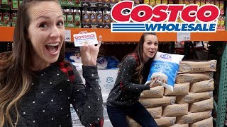SHOPPING AT COSTCO FOR THE FIRST TIME   COSTCO SHOPPING TIPS