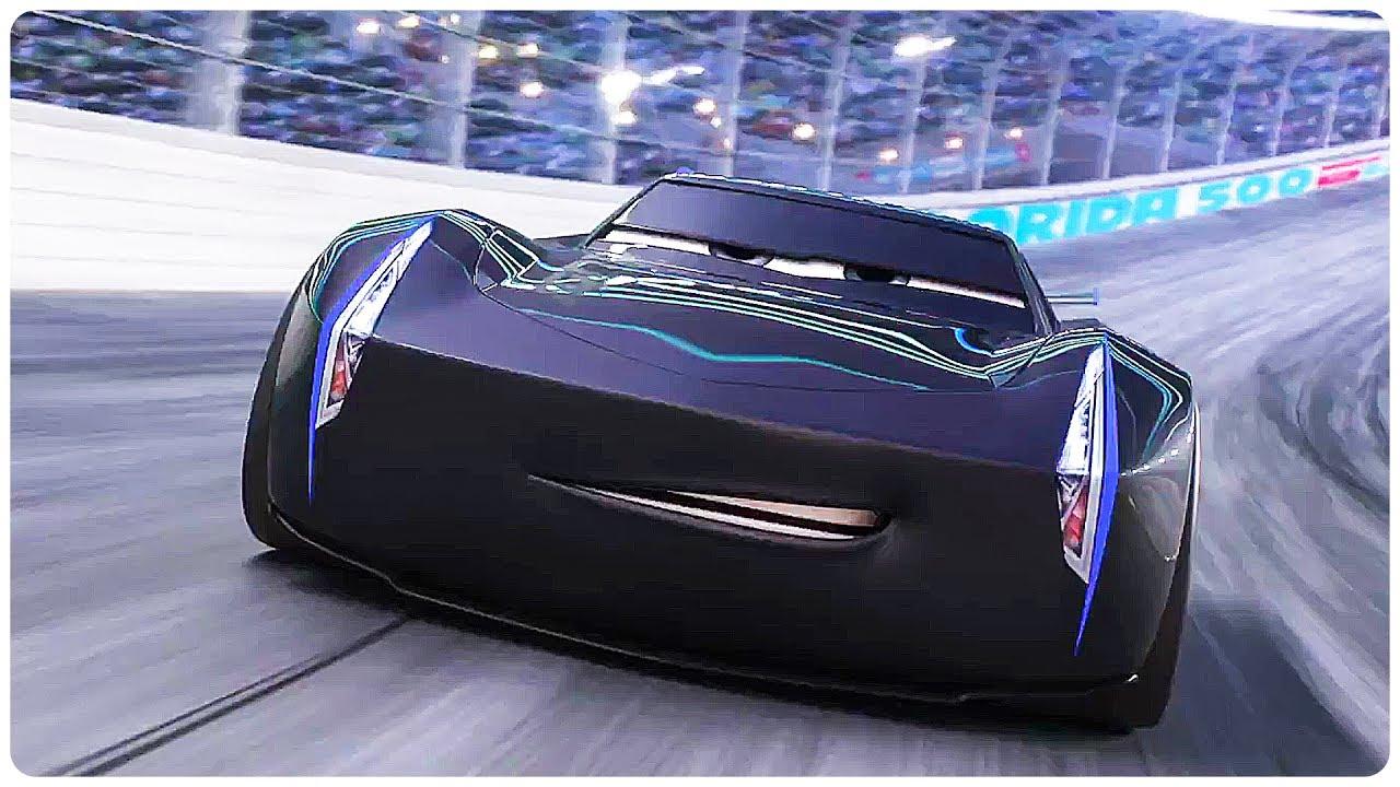 Cars 3 thomasville speedway trailer 2017 disney pixar - Disney cars 3 wallpaper ...