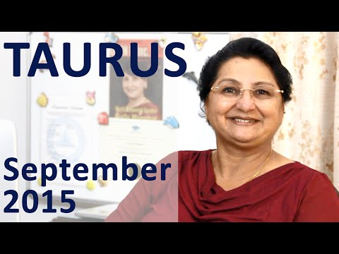 Taurus Horoscope Sep 2015: Happy Days Are Here For You