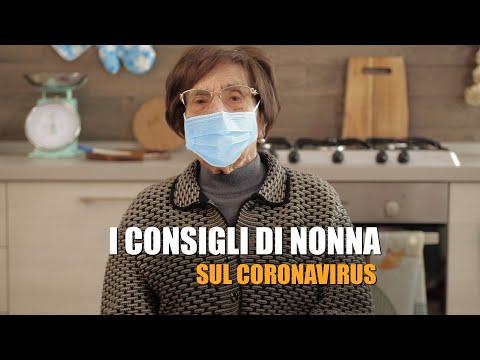 I CONSIGLI di NONNA sul CORONAVIRUS