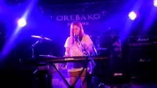 【まり子/ピアノ弾き語り01】2012/07/30(Mon)OREBAKO新宿