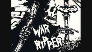 War Ripper - Bombs Dropping to Hell