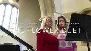The Flower Duet - Irene and Becks Grant-Jones