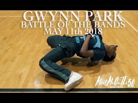 2018 GWYNN PARK BATTLE OF THE BANDS || LARGO HS, CROSSLAND HS & GWYNN PARK HS