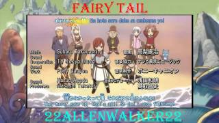 "Fairy Tail opening 3 with lyrics (not mirrored) [""ft."" by FUNKIST]"