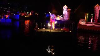 Radiant Illusions performing in Disney's The Jungle Book:AWM