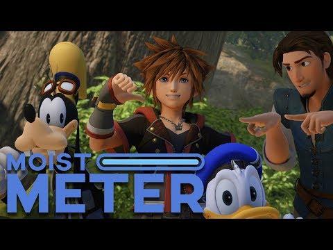 Moist Meter | Kingdom Hearts 3