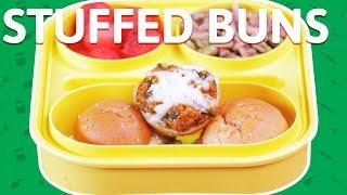 Vegetable Mini Burger Buns  Cheese Stuffed Sliders Recipe   Burger Recipe For Kids