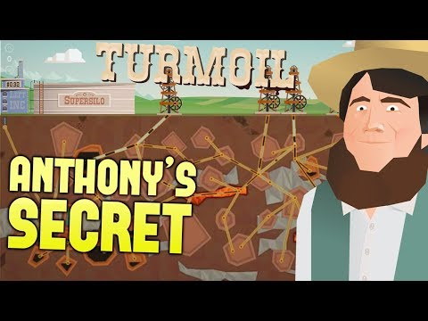 Turmoil - The Secret Oil Grounds! - Anthony's NEW Location - Turmoil The Heat Is On Gameplay