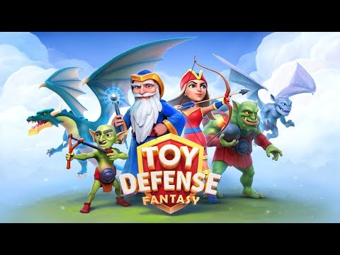 Toy Defense Fantasy 2.0 - Classical Tower Defense Strategy