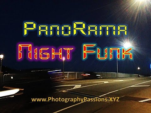 PANORAMA NIGHT FUNK: From Western To Eastern Hills