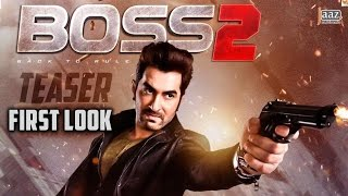 Boss 2 First Look Teaser | JEET | Nusraat Faria | Shubhashree | Bengali Film 2017