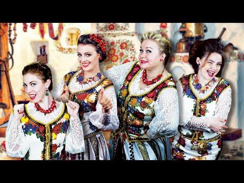 Украинские песни в современной обработке (веселые, застольные)