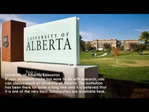 100%scholarship being offered by universities in Canada