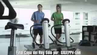 Социальная реклама Адидас Барса vs Реал Мадрид Коп(Социальная реклама Адидас Барса vs Реал Мадрид Копа дель Рей., 2013-08-31T20:08:03.000Z)
