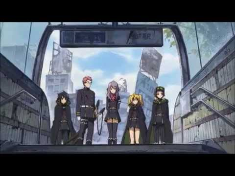 Owari no Seraph【AMV】Whispers in the Dark - Skillet