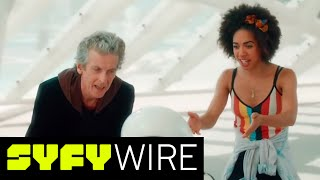 Doctor Who's Pearl Mackie and Michelle Gomez on 13th Doctor | San Diego Comic-Con 2017 | SYFY WIRE