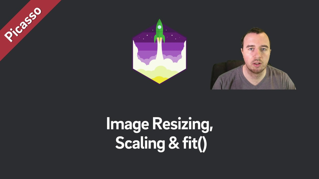 Picasso — Image Resizing, Scaling and fit()