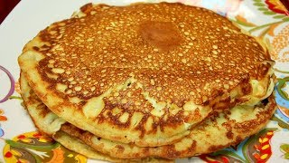 Three Ingredient Cottage Cheese Pancakes