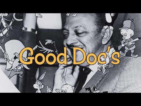 Mel Blanc Man of a Thousand Voices - Good Doc's