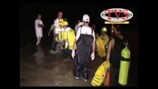 cuerpos de socorro realizan rescate de 6 ahogados en poza el salto del brujo
