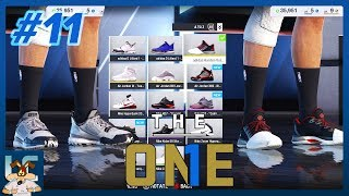 NBA Live 18 | The One #11 | Finalizing The Shoes Deal w/ Adidas!