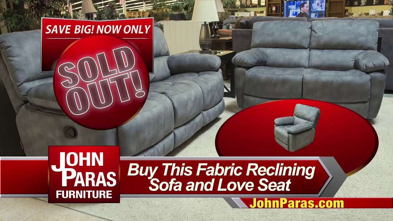 Charmant John Paras Furniture Sofa Selection Price 7 27 17 REVISED