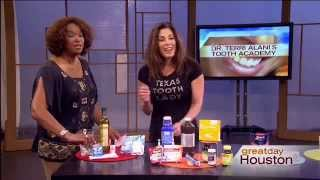 The TexasToothLady...Home Remedies for Toothaches, canker sores, sensitive teeth and sore jaws