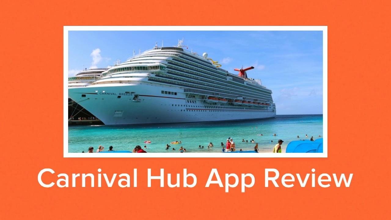 carnival hub app review youtube