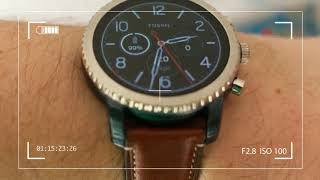 For Men With an Android Phone, The Fossil Q Explorist is The Perfect Blend of Style and Substance